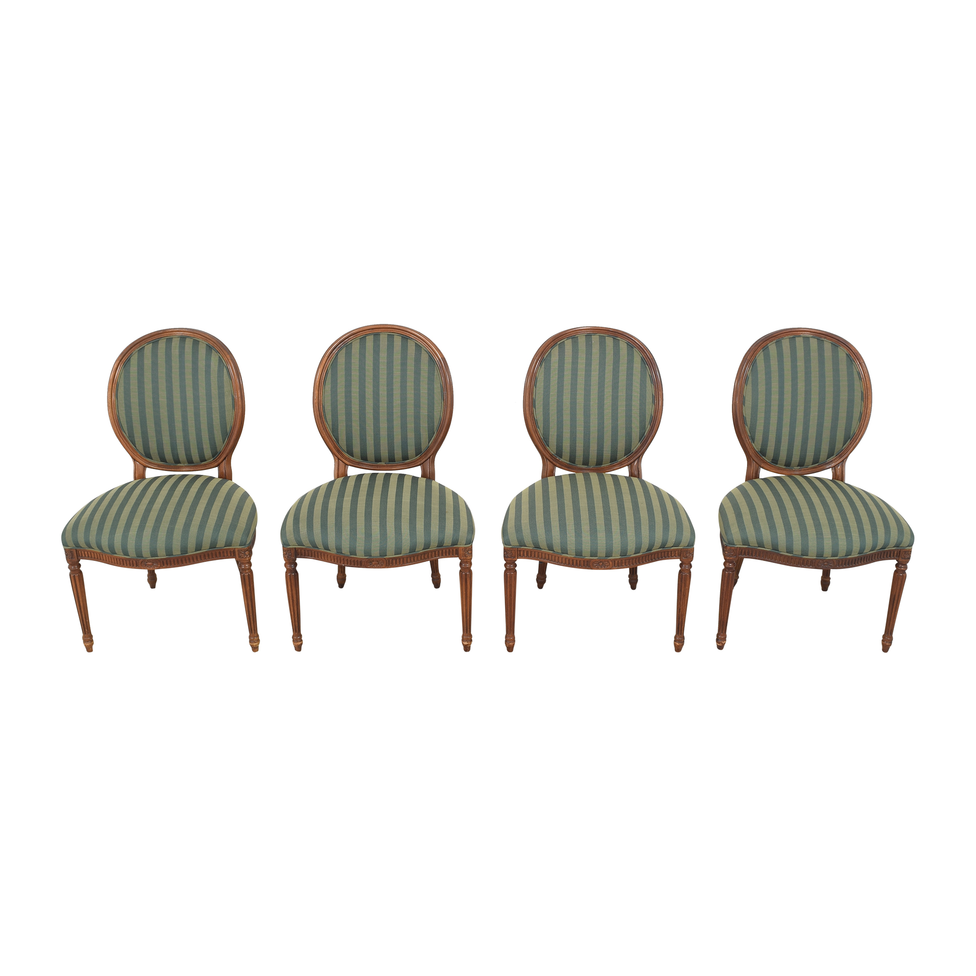 shop Hickory Chair Hickory Chair Medallion Back Dining Chairs online