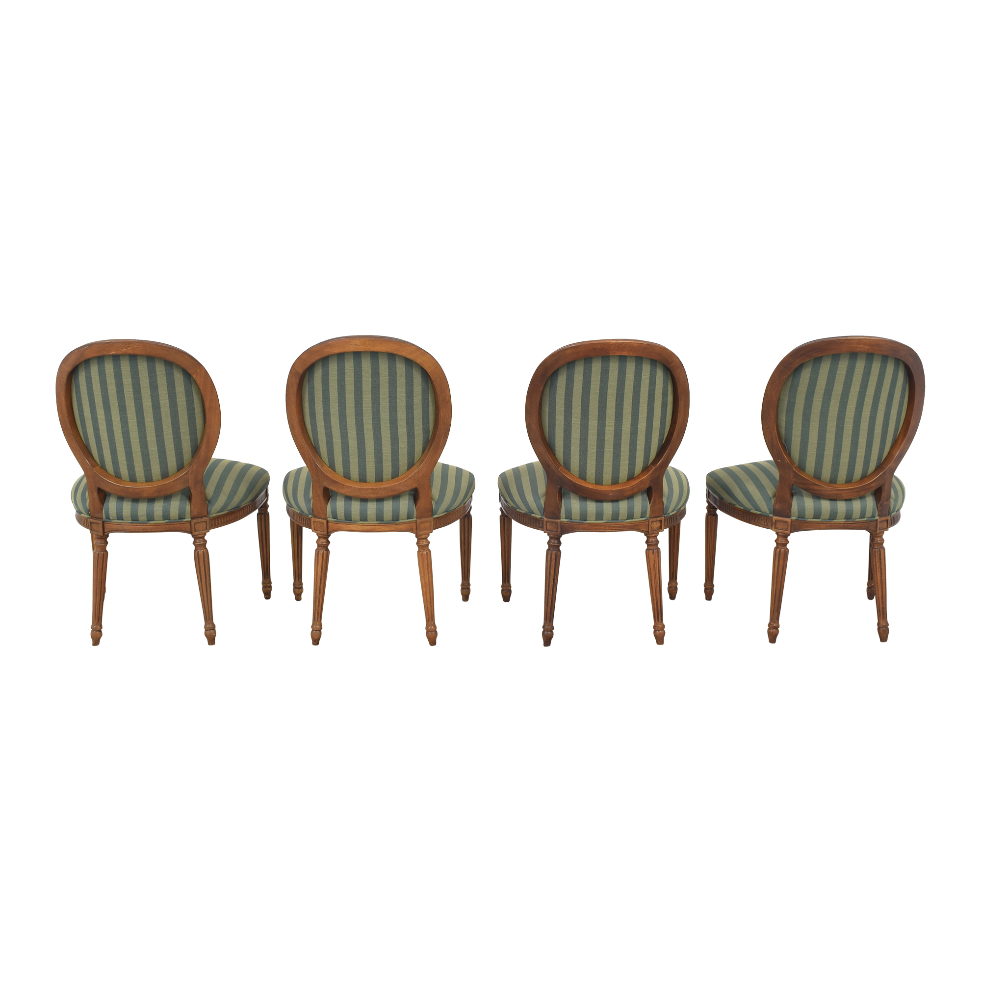 Hickory Chair Hickory Chair Medallion Back Dining Chairs on sale