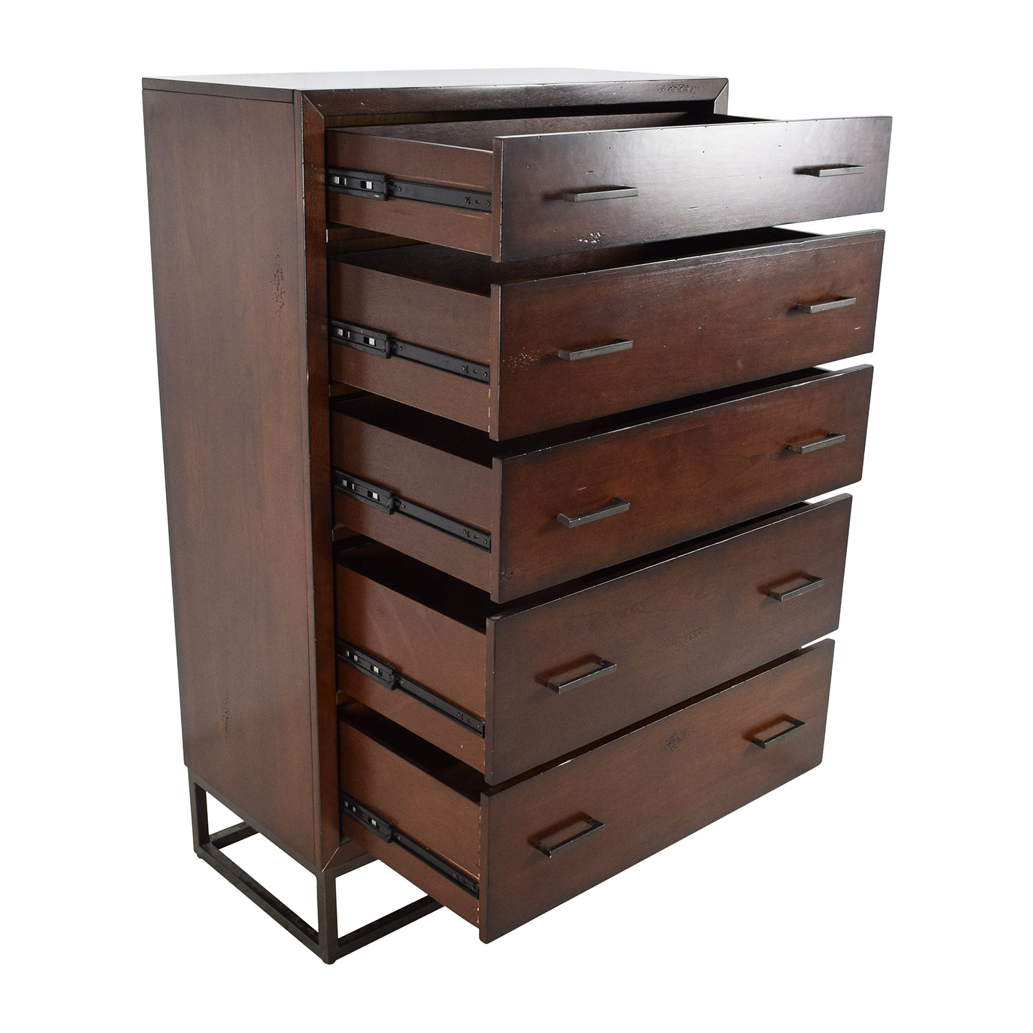 Five Drawer Chest ~ Off american signature drawer