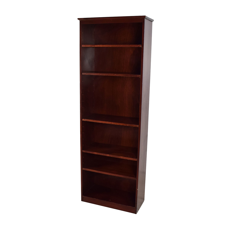 Gothic Furniture Gothic Furniture Brown Bookshelf used