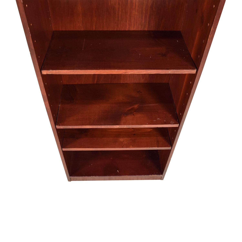 buy Gothic Furniture Brown Bookshelf Gothic Furniture