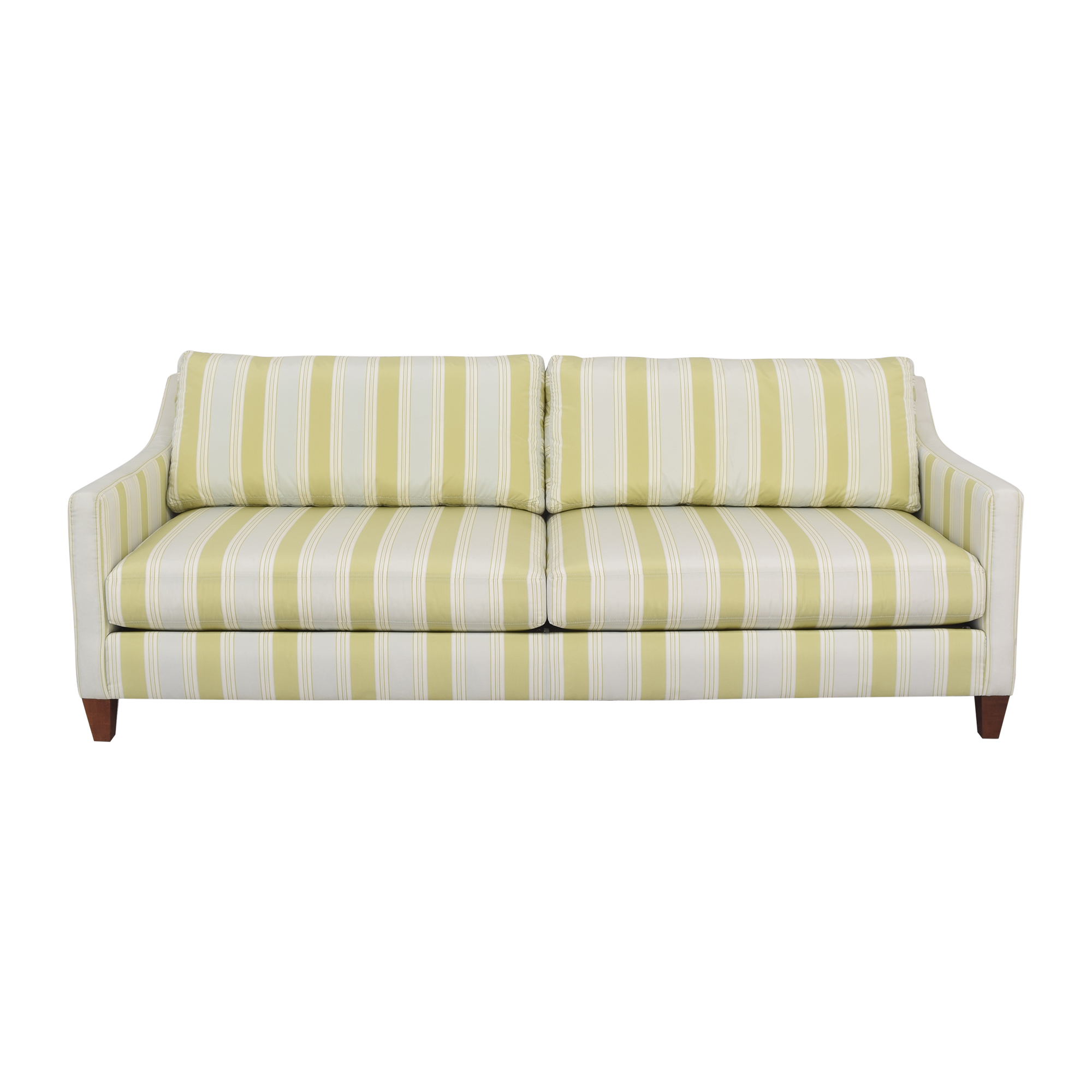 Ethan Allen Ethan Allen Stripe Sofa coupon