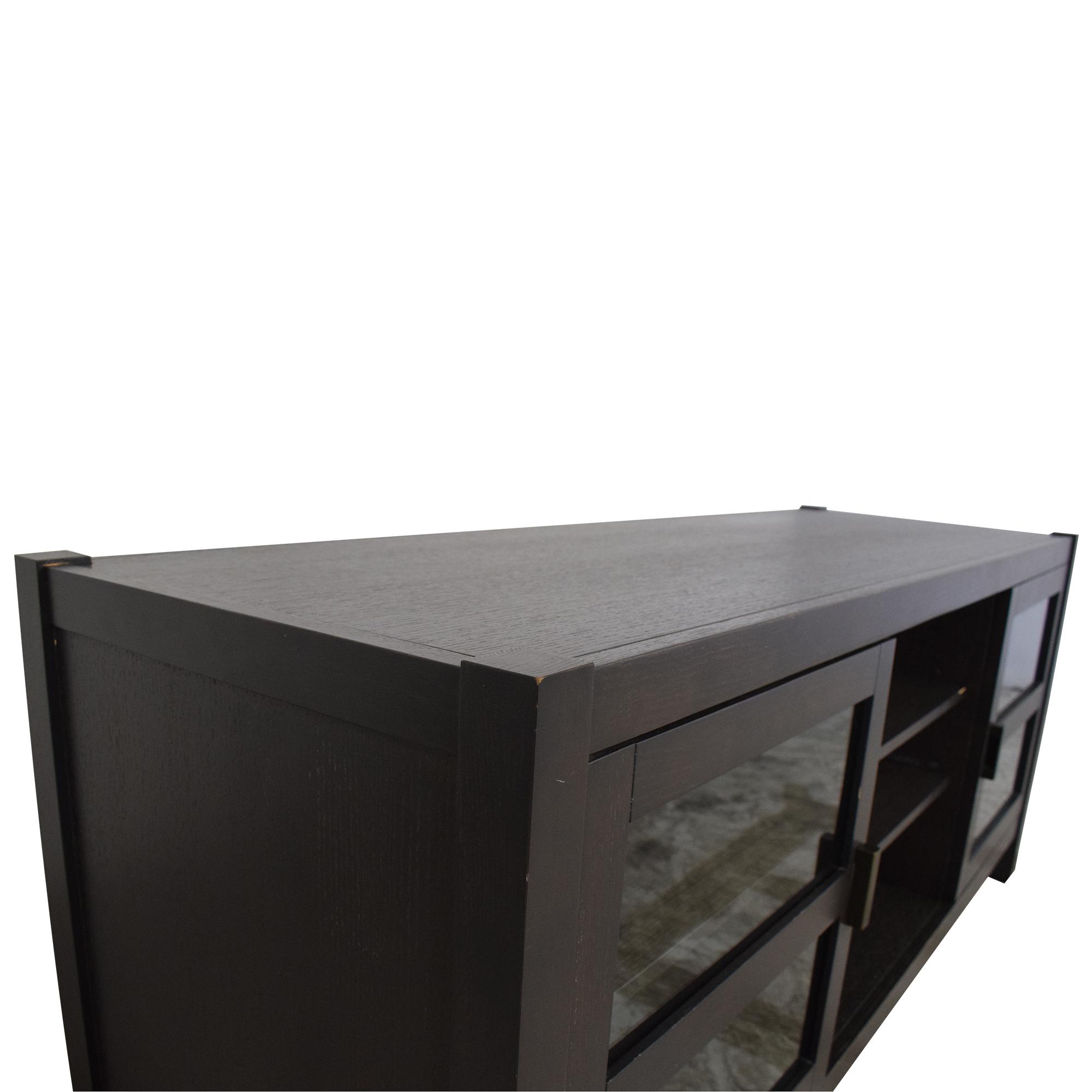 Crate & Barrel Crate & Barrel Modern Media Console discount