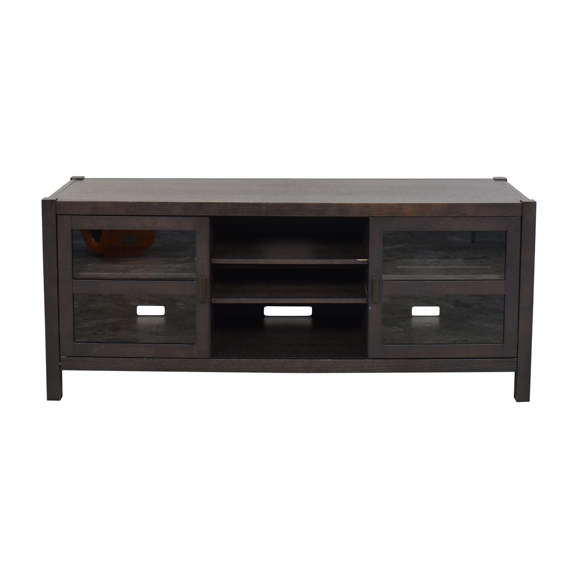 Crate & Barrel Modern Media Console / Storage