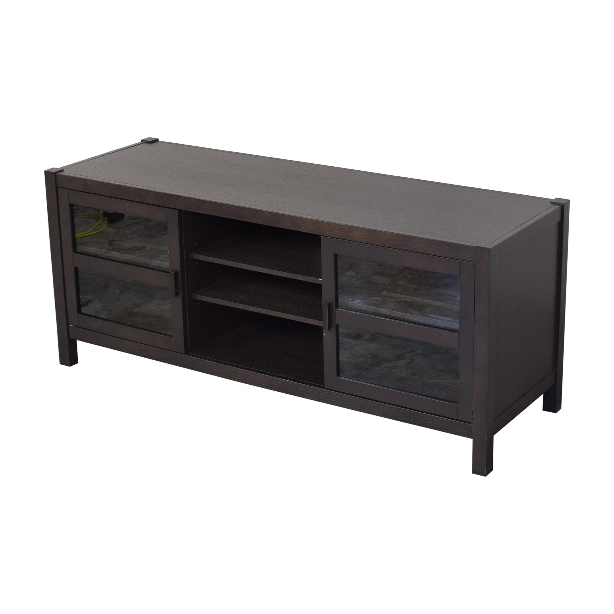 shop Crate & Barrel Crate & Barrel Modern Media Console online