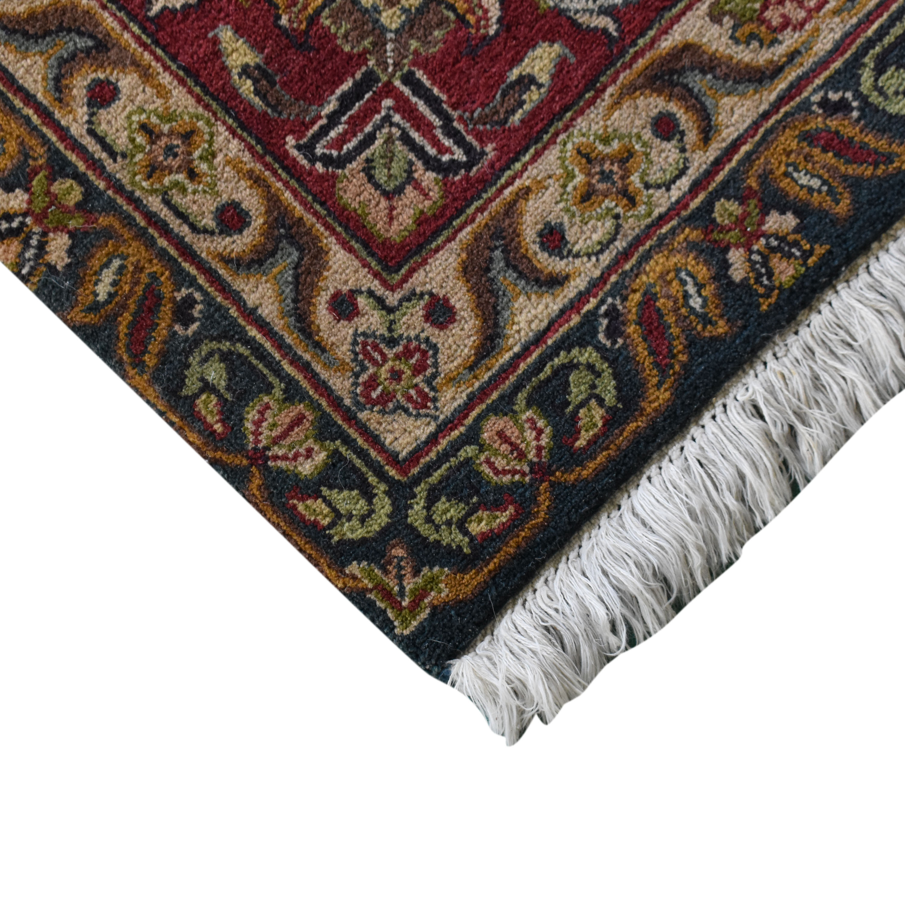 Traditional Style Persian Area Rug / Decor