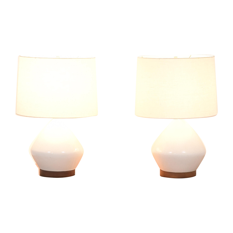 West Elm West Elm Mia Table Lamps Decor