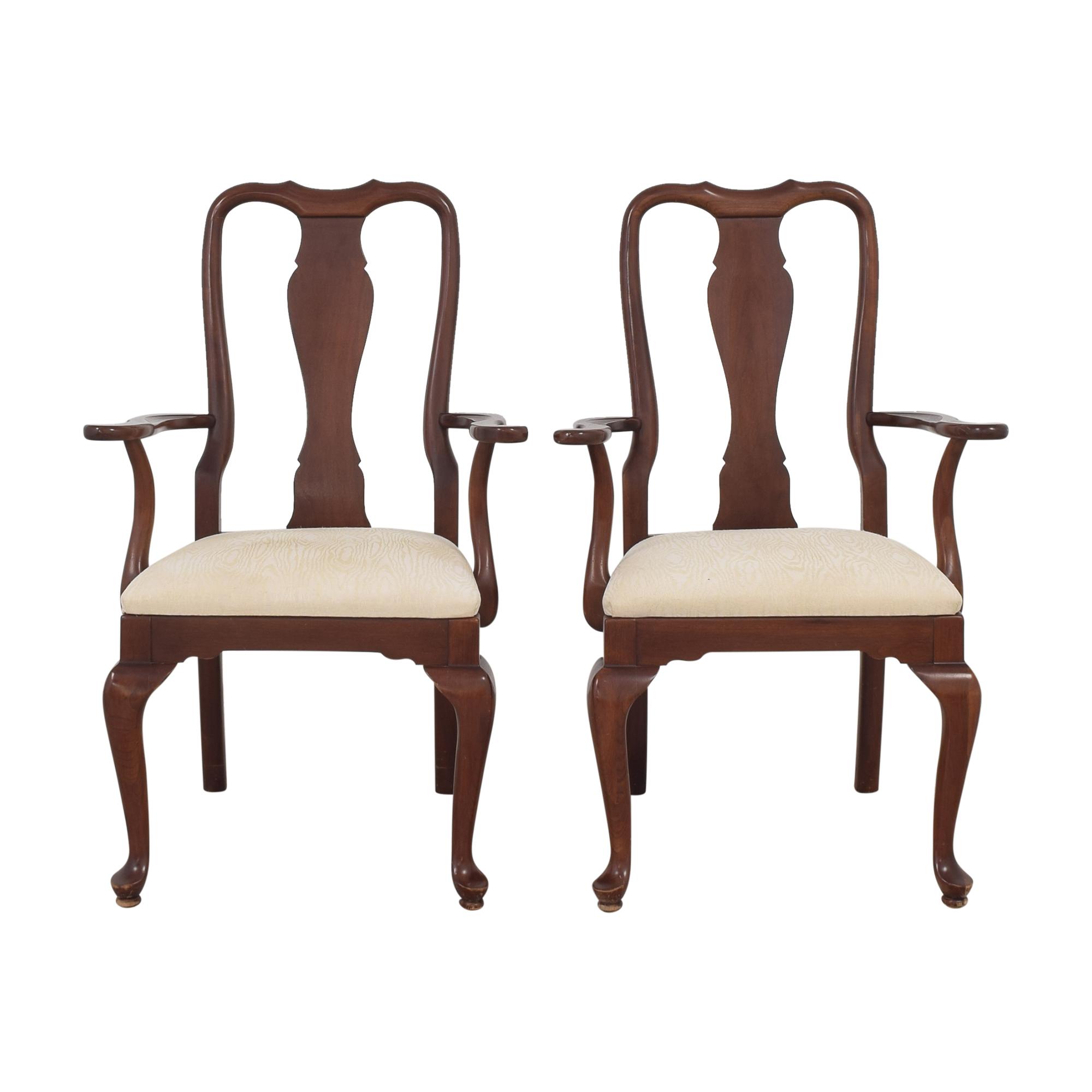 buy Knob Creek Penn Manor Dining Arm Chairs Knob Creek