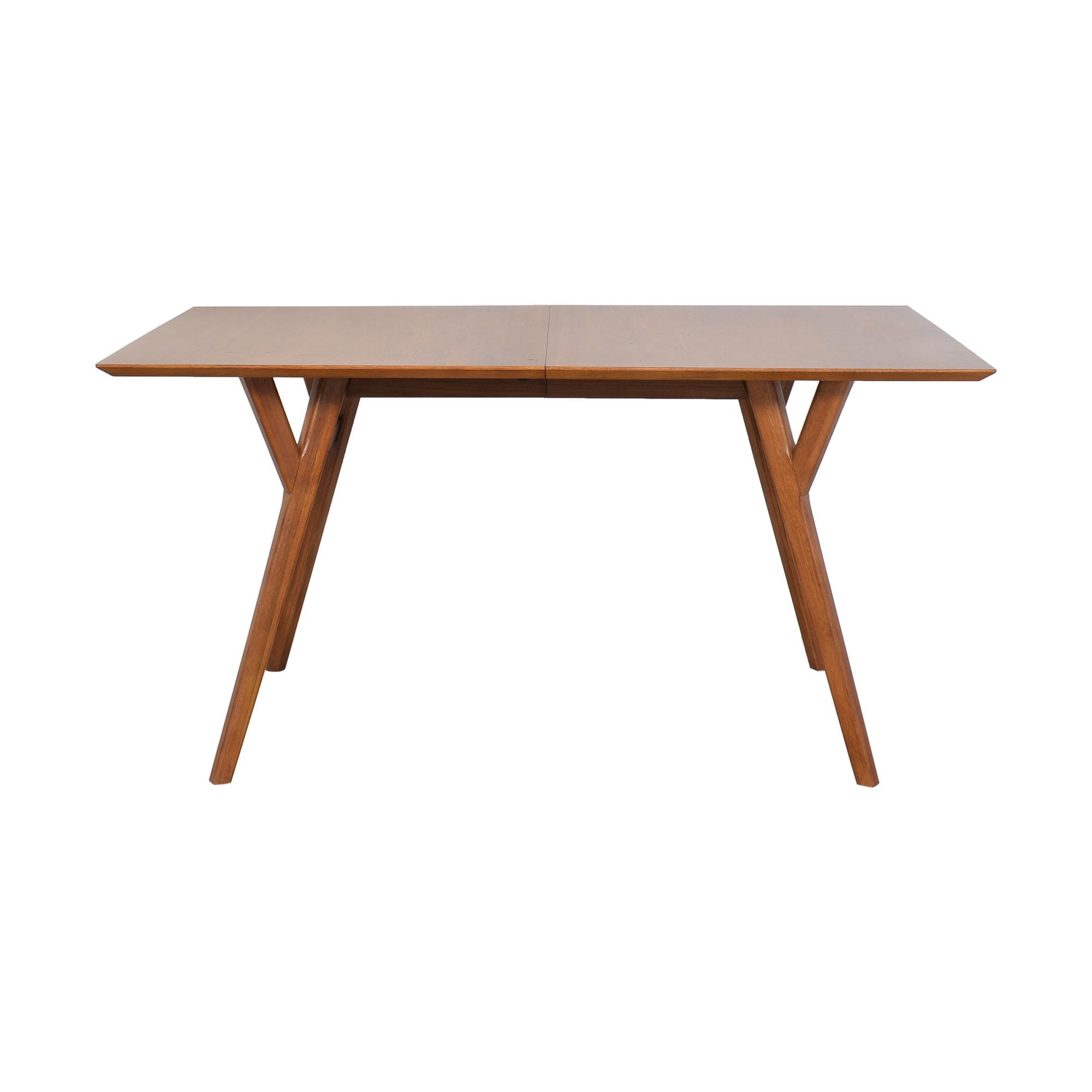 West Elm Mid-Century Expandable Dining Table sale
