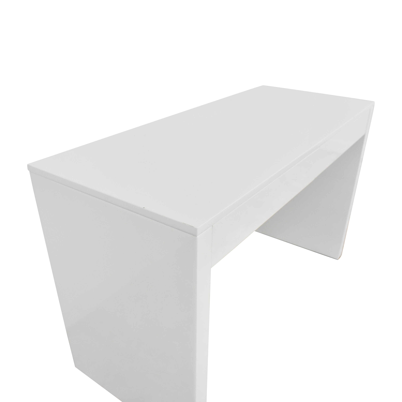 buy CB2 Runaway Desk CB2 Home Office Desks