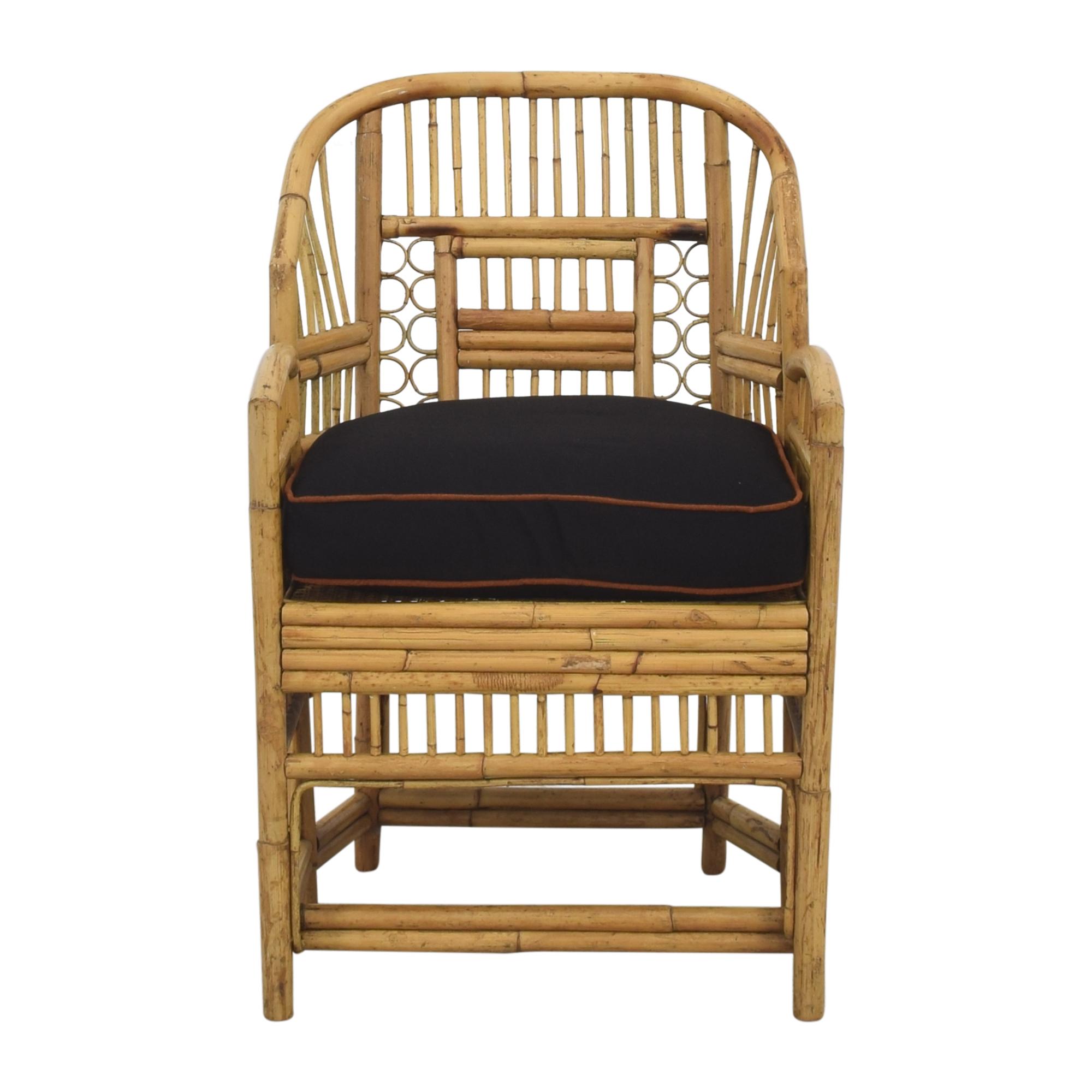 Brighton Pavilion Style Bamboo Armchair