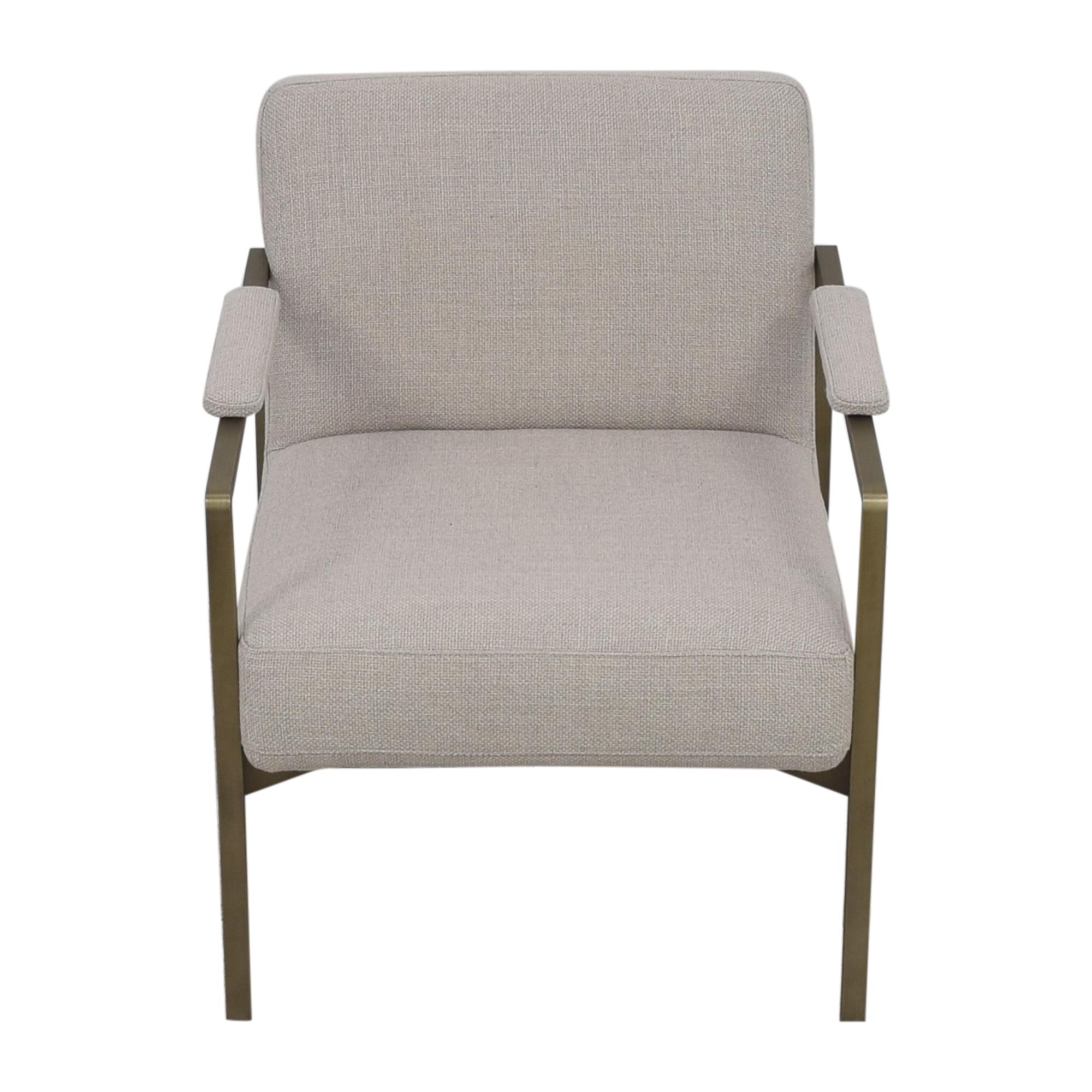 West Elm Highline Arm Chair sale
