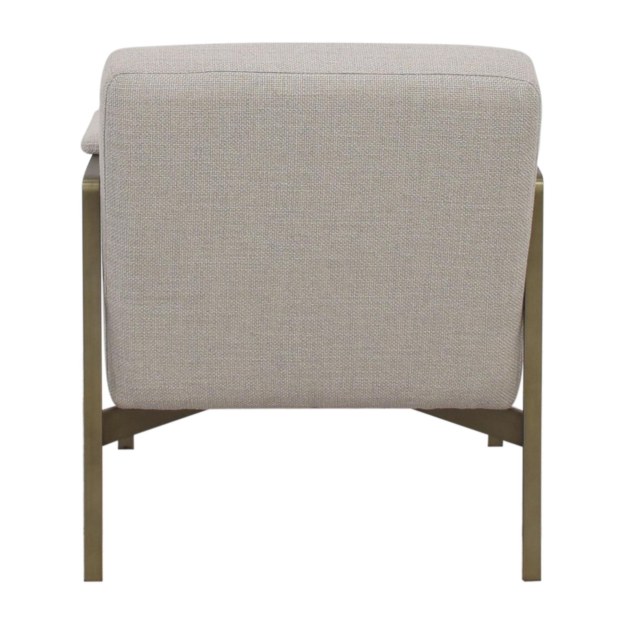 West Elm West Elm Highline Arm Chair on sale
