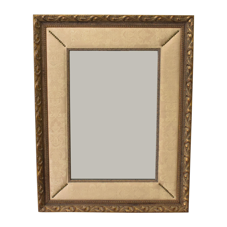 shop Bassett Mirror Company Bassett Mirror Company Framed Wall Mirror online