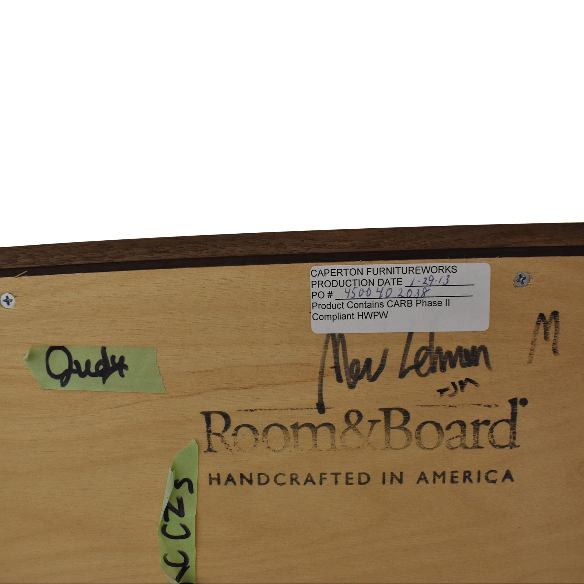Room & Board Room & Board Hudson Media Unit nj