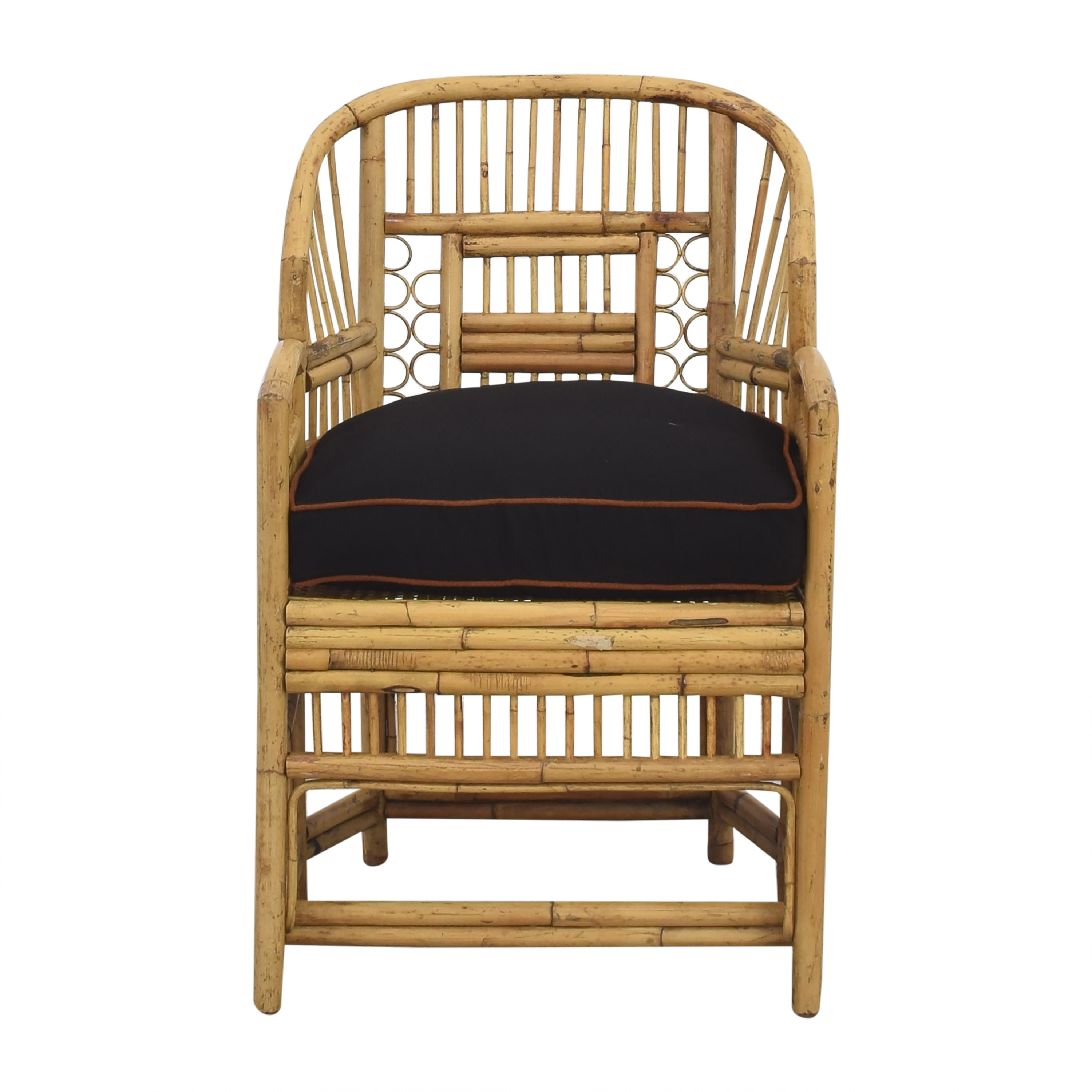 buy Brighton Pavilion Style Bamboo Armchair  Chairs