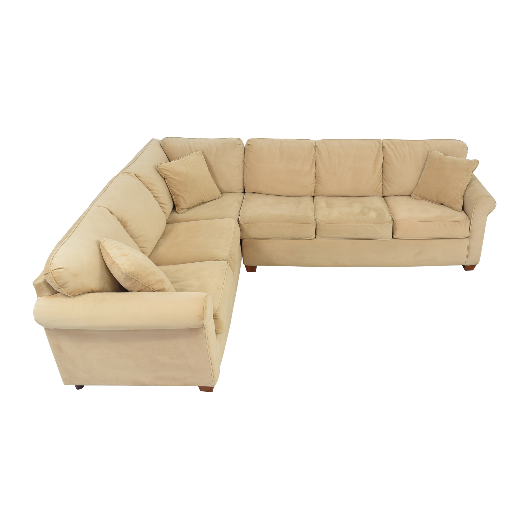 Raymour & Flanigan Sectional Sofa / Sectionals