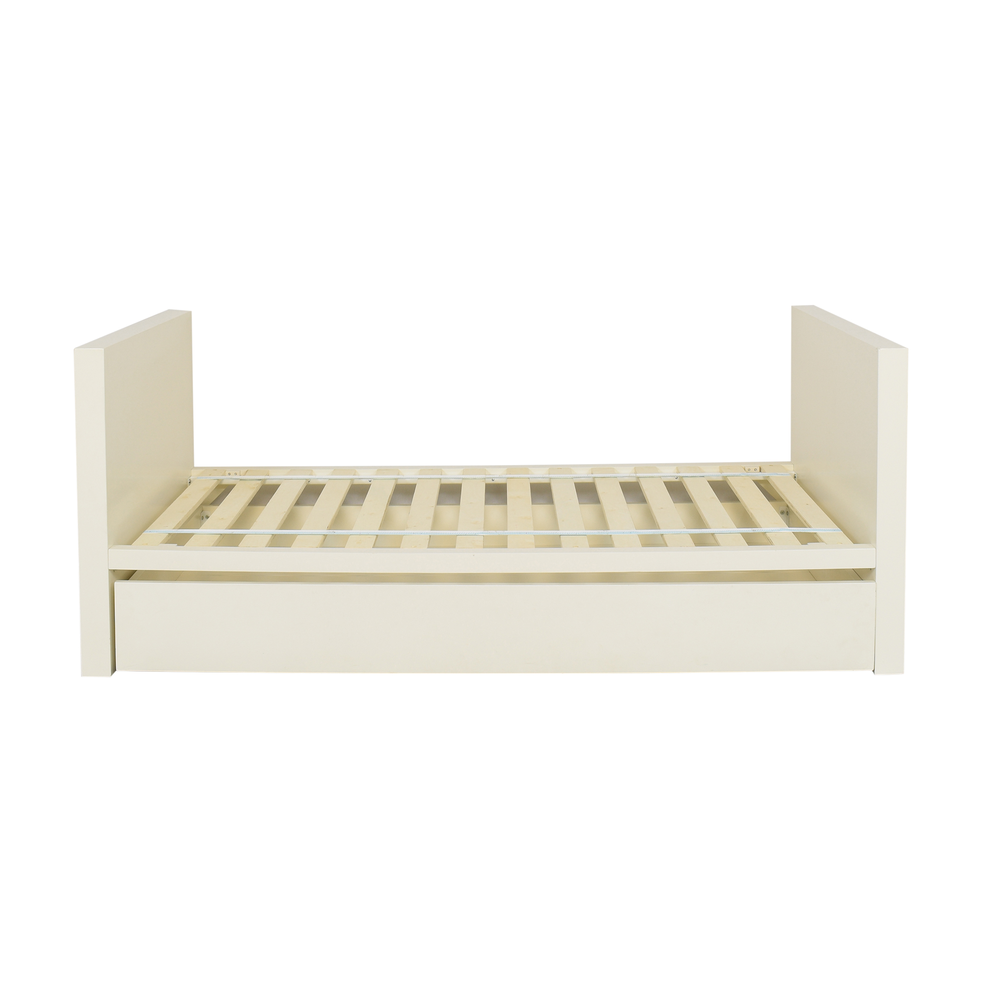 West Elm West Elm Parsons Day Bed off white