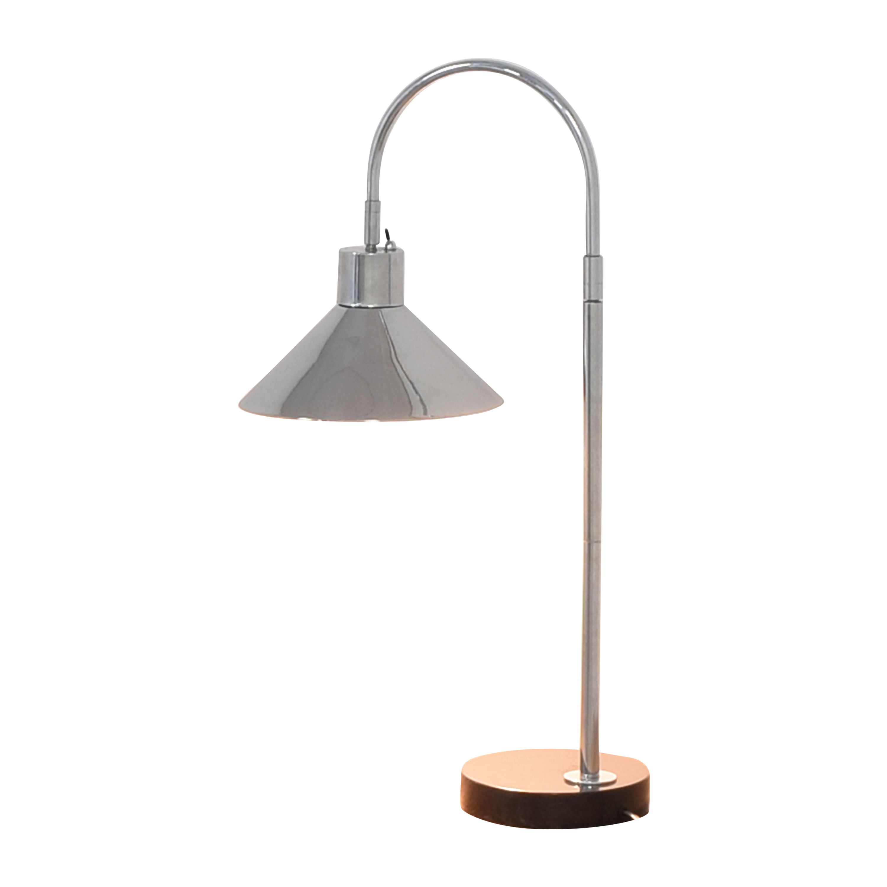 Design Within Reach Design Within Reach Chrome Desk Lamp dimensions