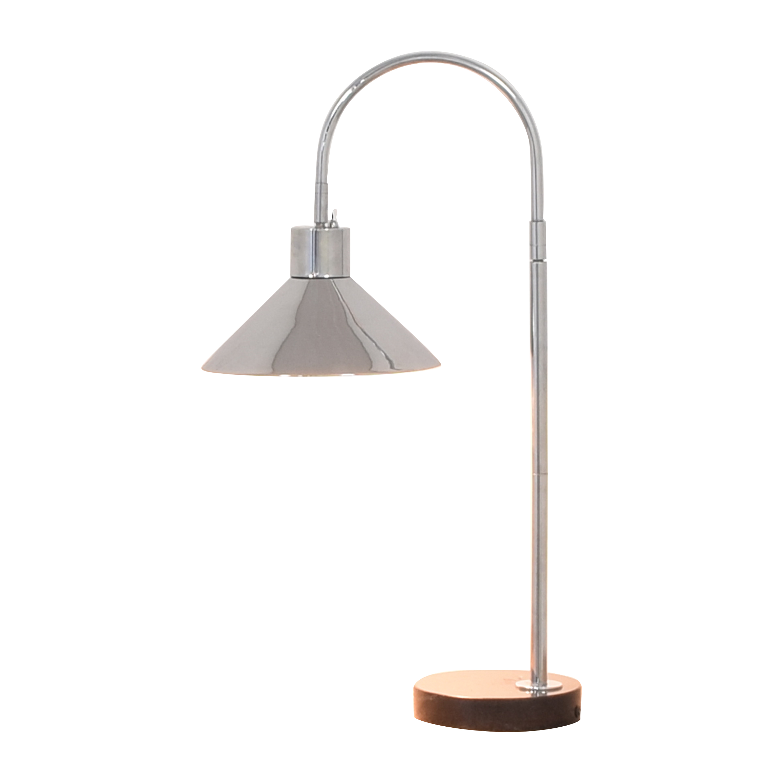 buy Design Within Reach Design Within Reach Chrome Desk Lamp online