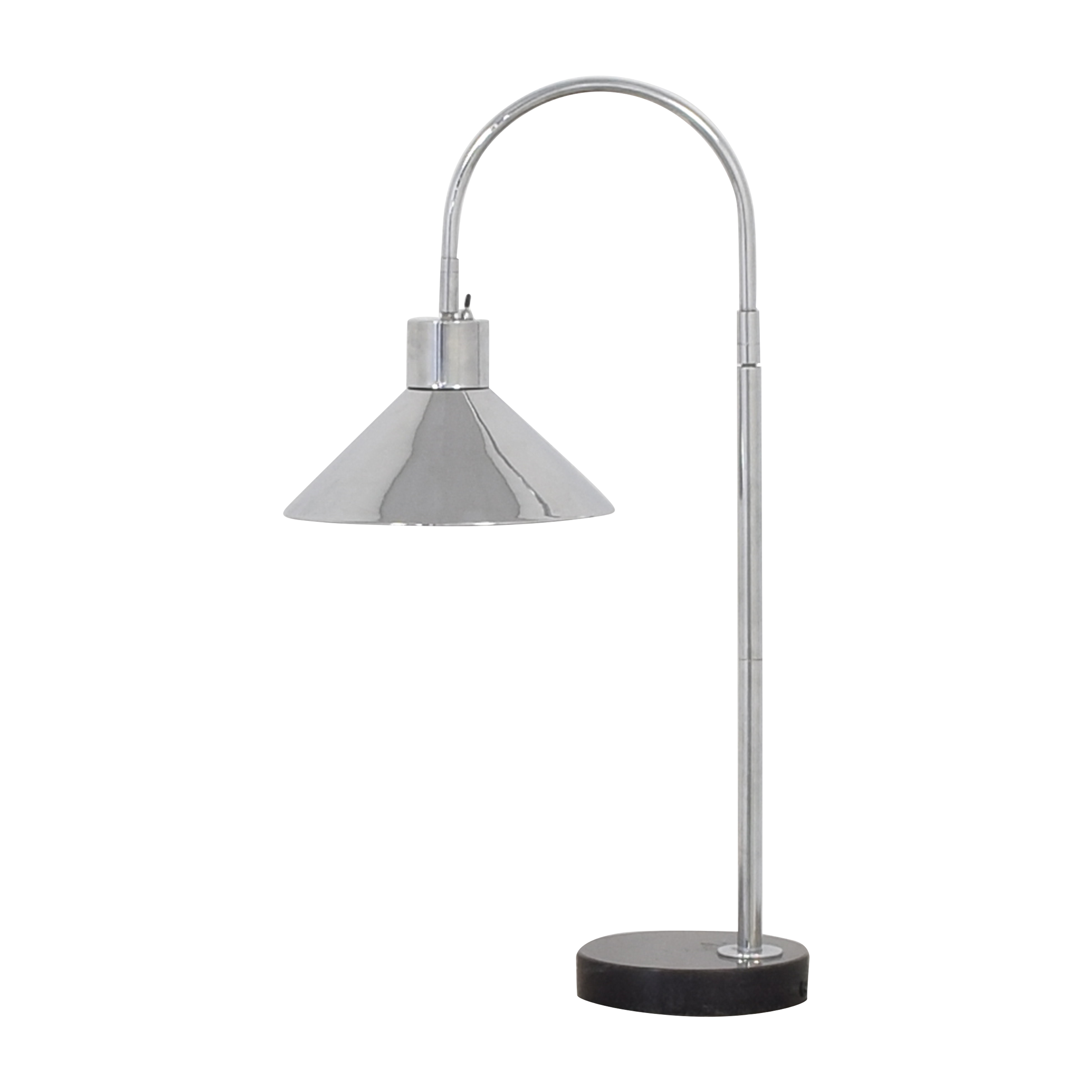 Design Within Reach Design Within Reach Chrome Desk Lamp coupon