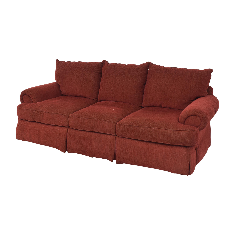buy Thomasville Three Cushion Sofa Thomasville Sofas