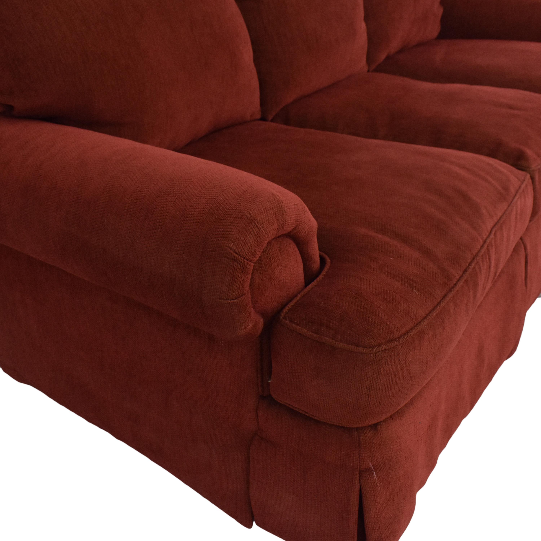 Thomasville Thomasville Three Cushion Sofa nj