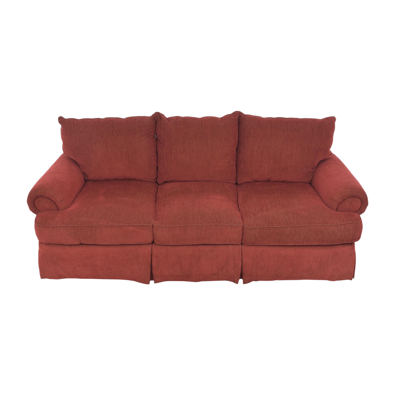 Thomasville Thomasville Three Cushion Sofa ma