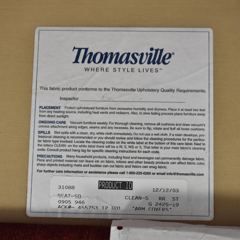 buy Thomasville Loveseat Thomasville