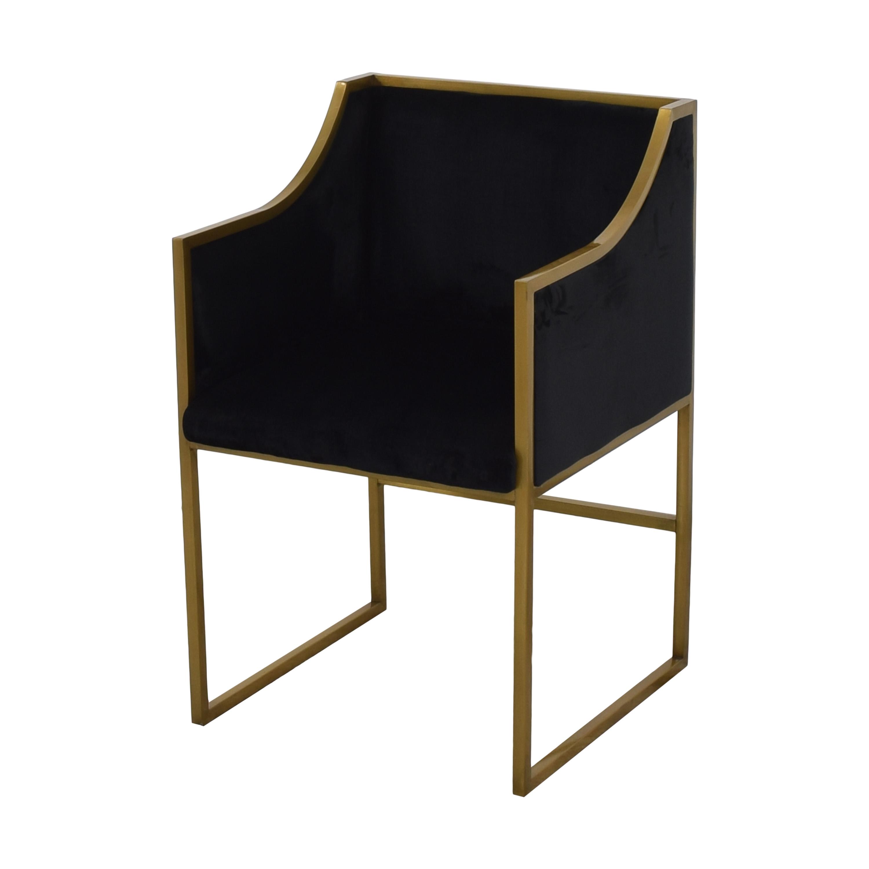 Tov TOV Furniture Atara Velvet Chair coupon