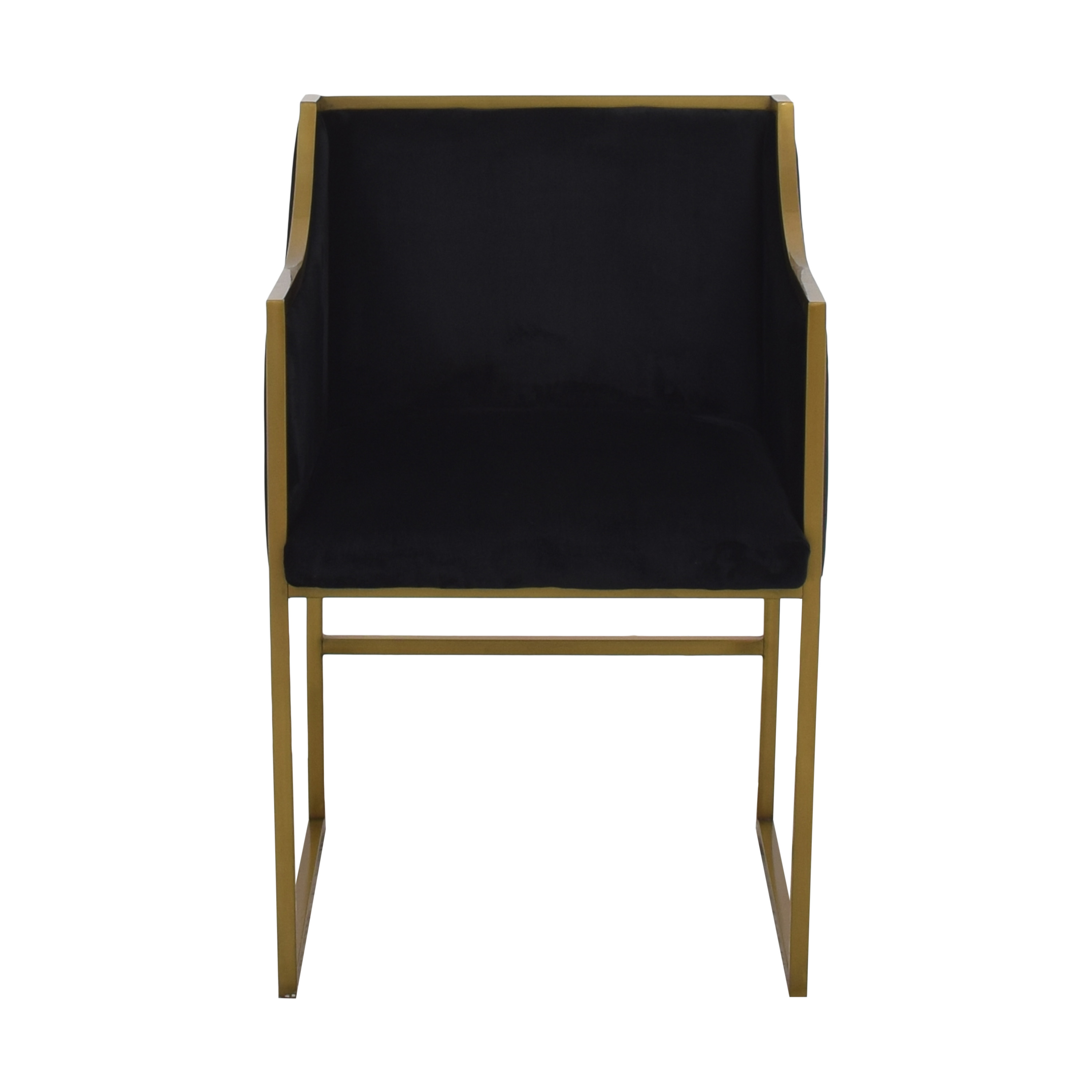 shop TOV Furniture Atara Velvet Chair Tov Accent Chairs