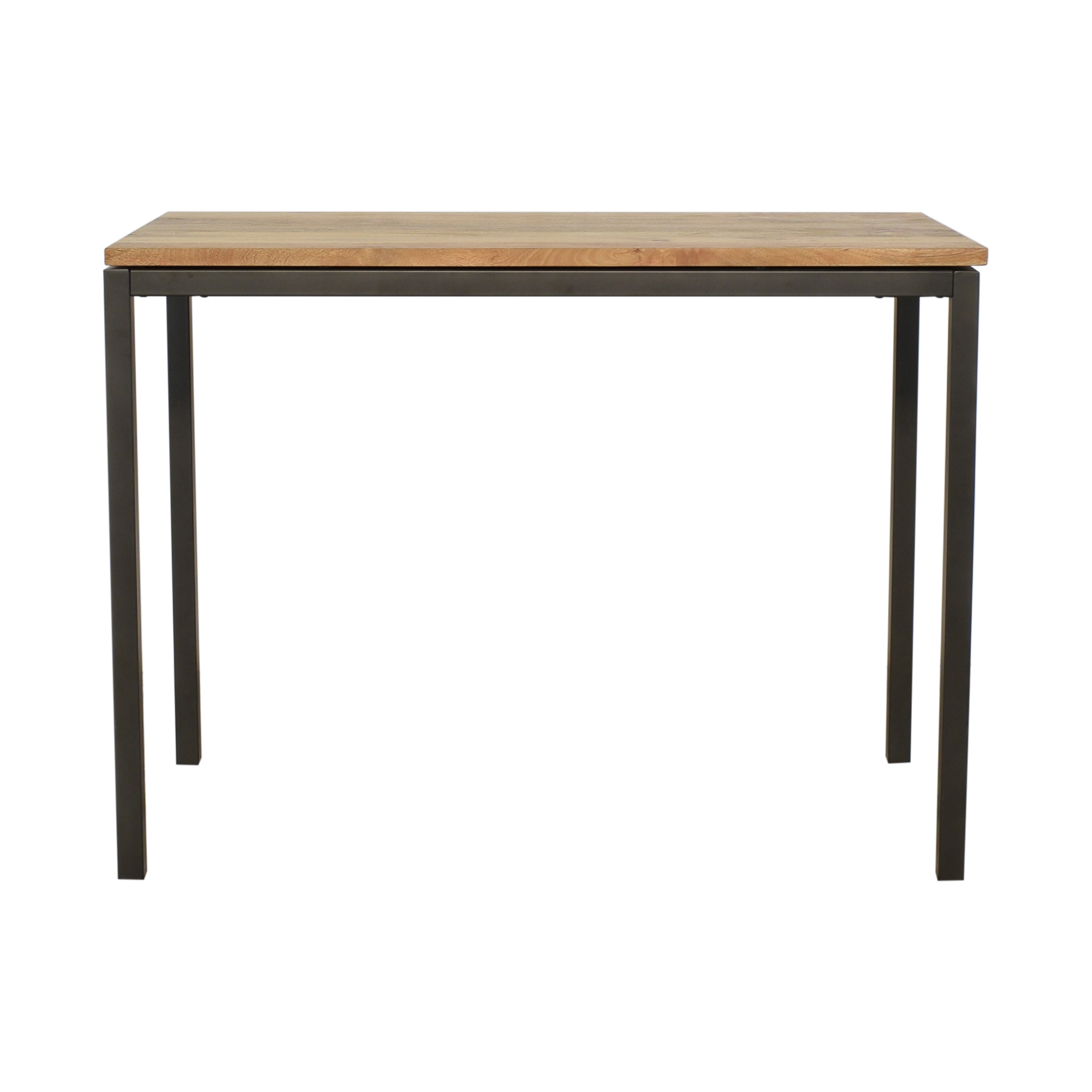 West Elm Box Frame Counter Table / Tables