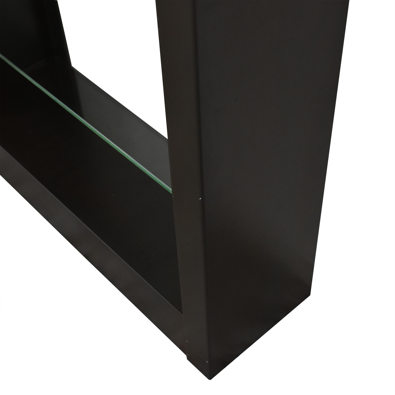 buy Room & Board Five Shelf Bookcase Room & Board Bookcases & Shelving