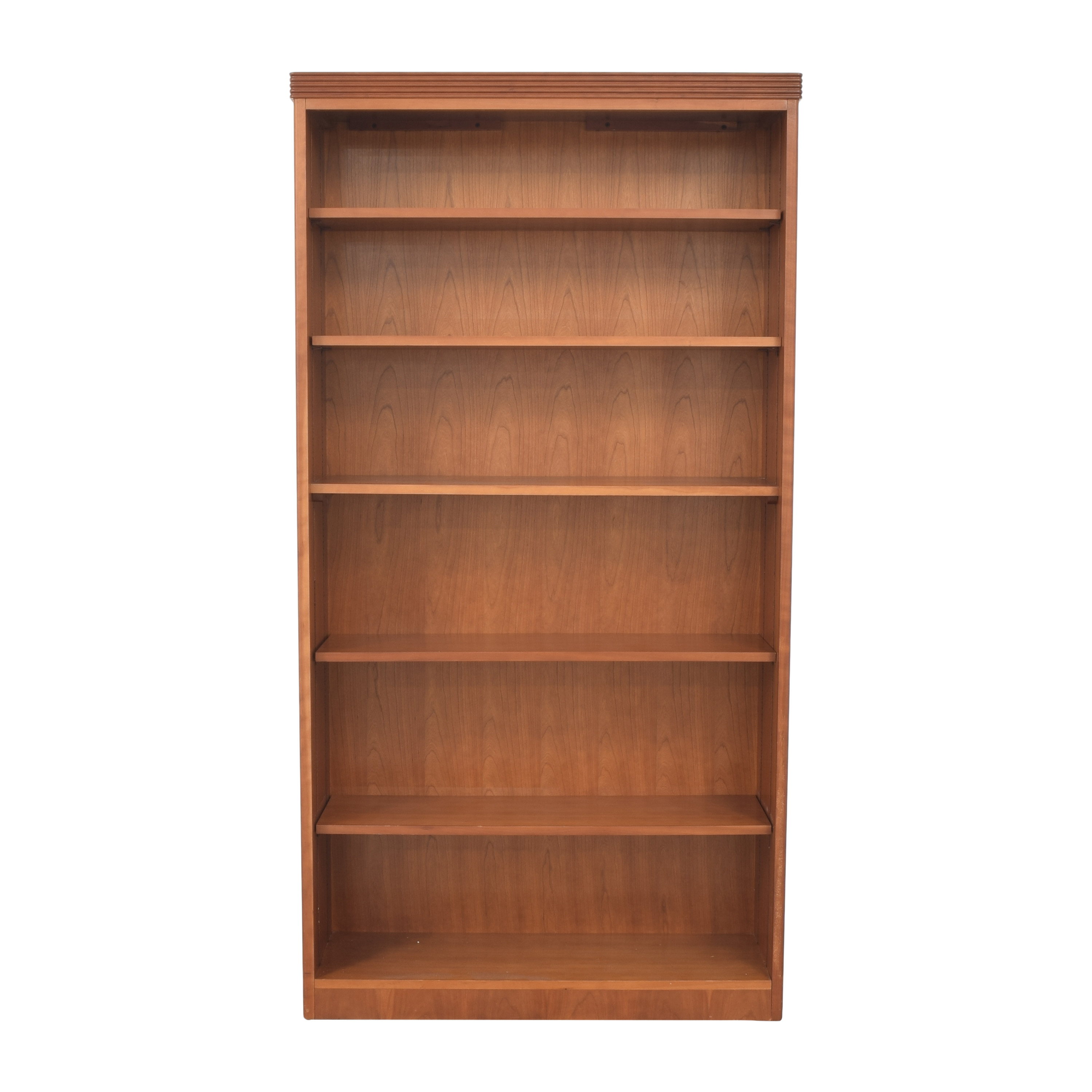 Jasper Bookcase with Adjustable Shelves dimensions