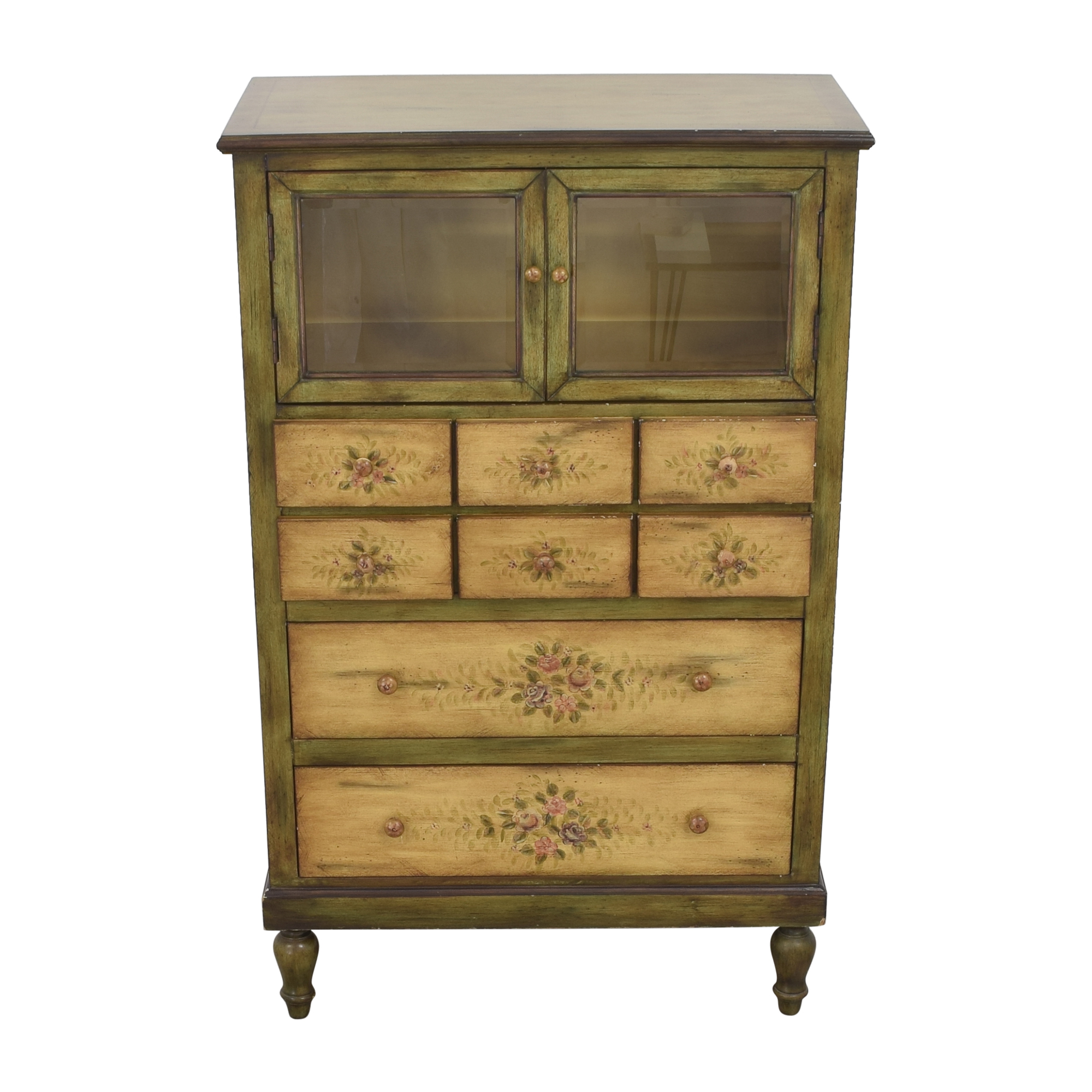 Peter Andrews Peter Andrews Vintage Style Painted Cabinet