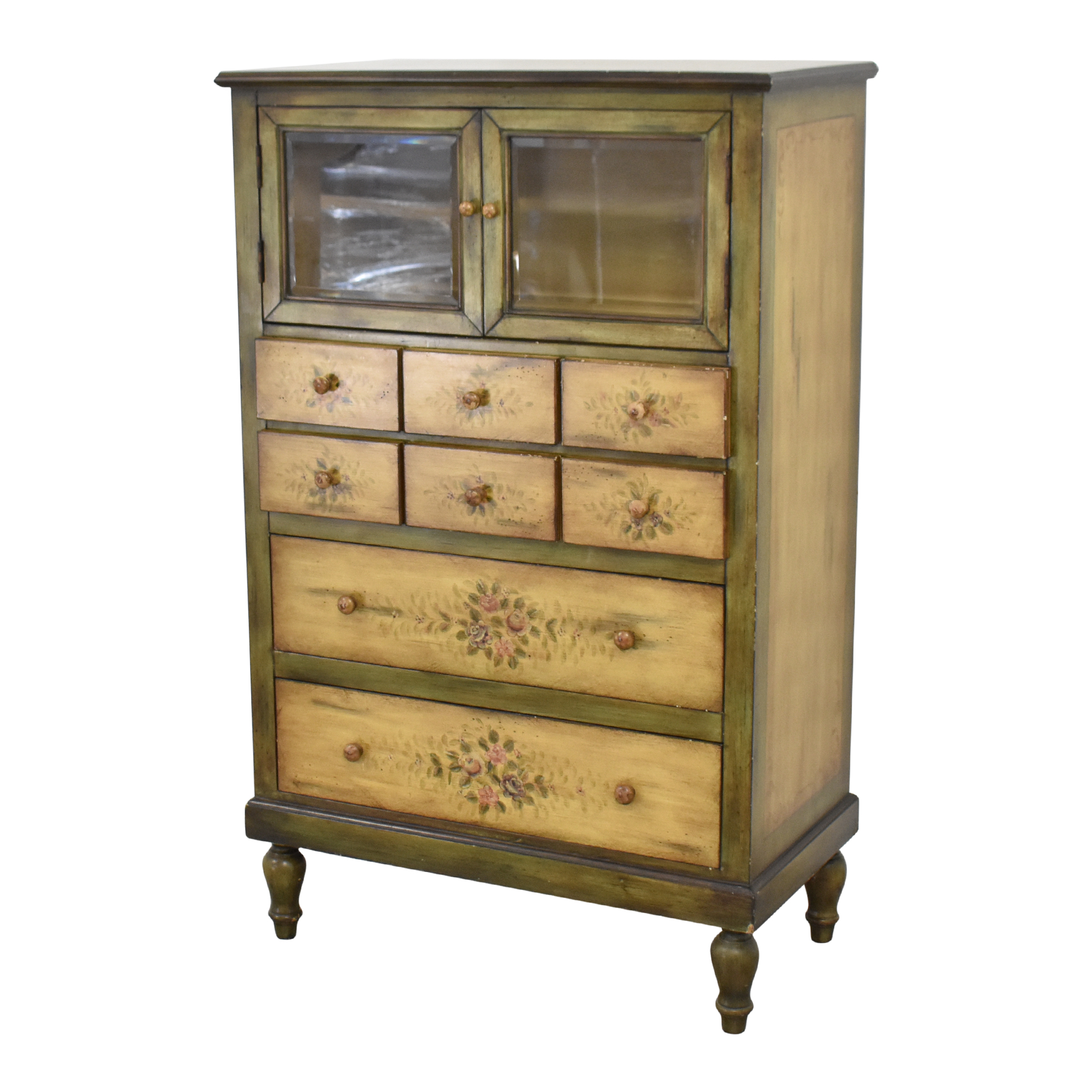 Peter Andrews Peter Andrews Vintage Style Painted Cabinet second hand