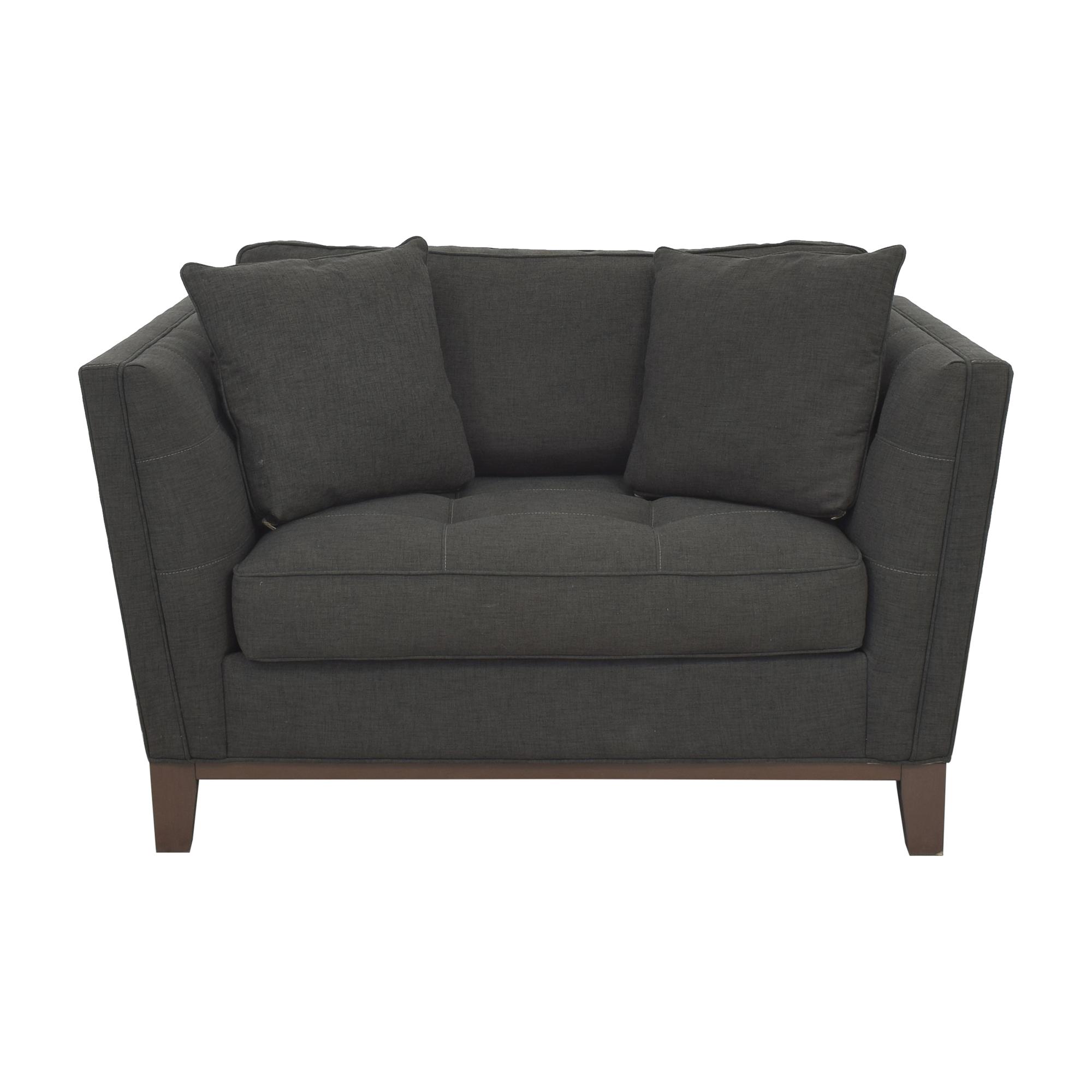buy Raymour & Flanigan Macauley Chair-and-a-Half Raymour & Flanigan Sofas
