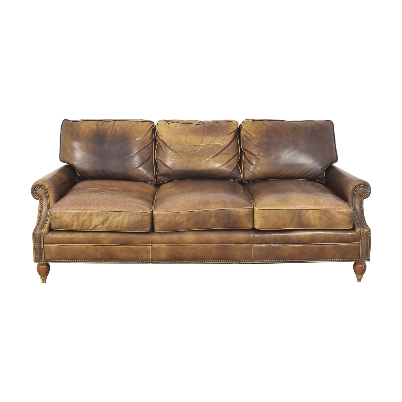 Century Furniture Century Furniture Nailhead Trim Sofa nyc