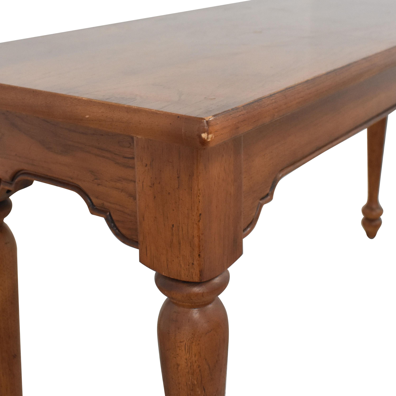 buy Thomasville Sofa Table Thomasville