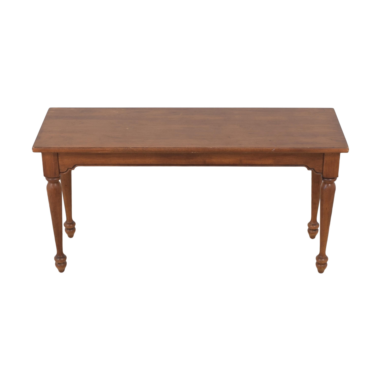 Thomasville Thomasville Sofa Table used
