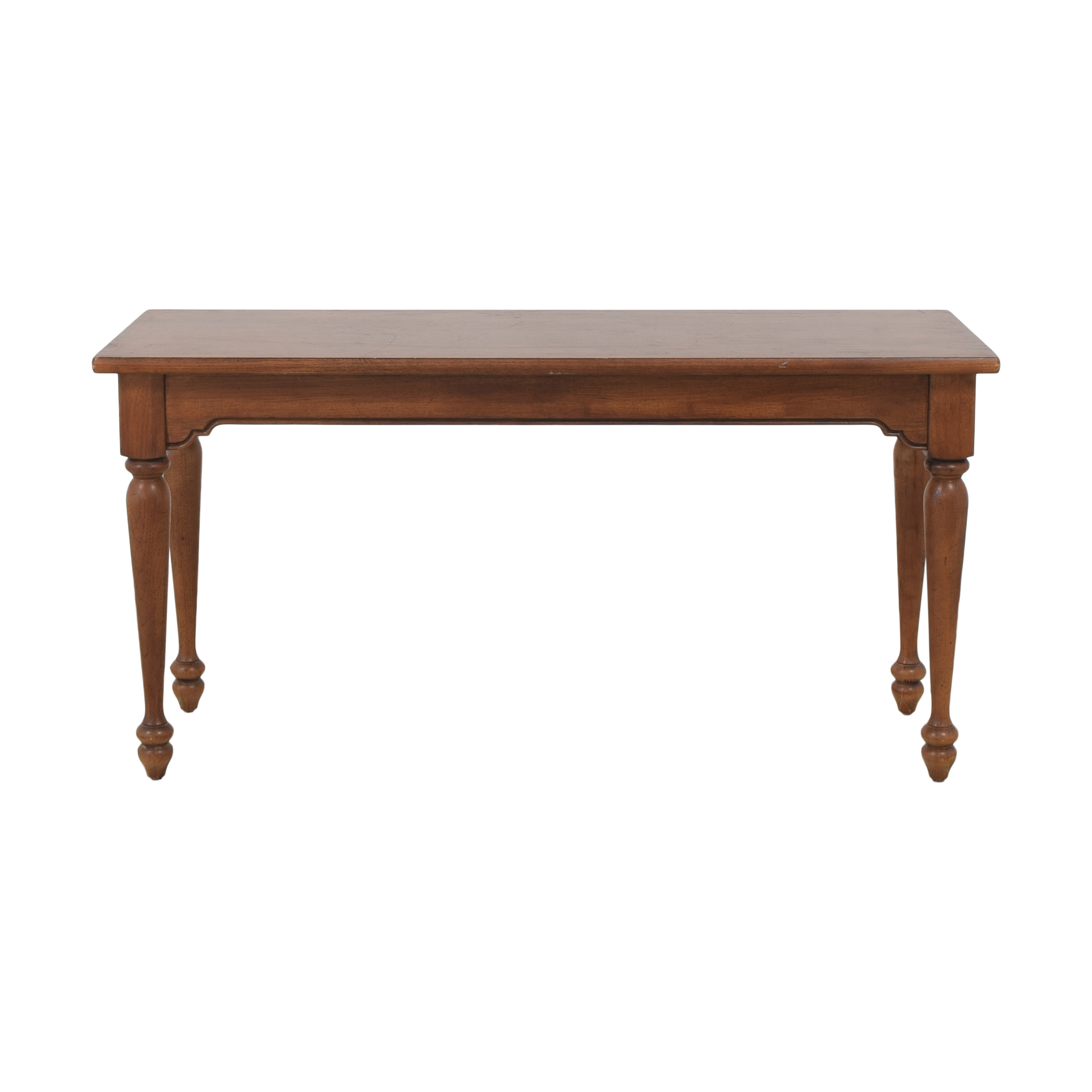 Thomasville Thomasville Sofa Table light brown