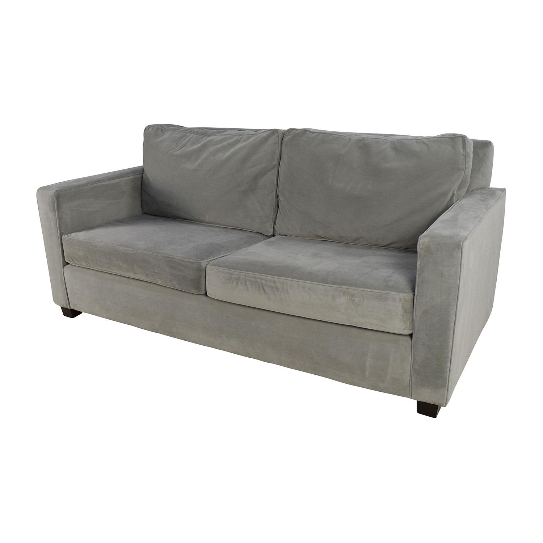 ... Buy West Elm West Elm Henry Microfiber Sofa Online ...