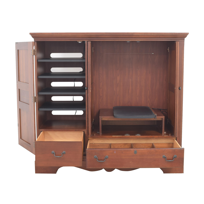 Hooker Furniture Hooker Armoir Media Cabinet nj