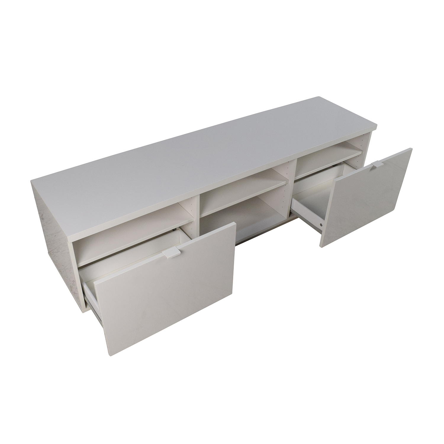 White Tv Media Unit Part - 42: ... IKEA White TV Media Unit IKEA ...
