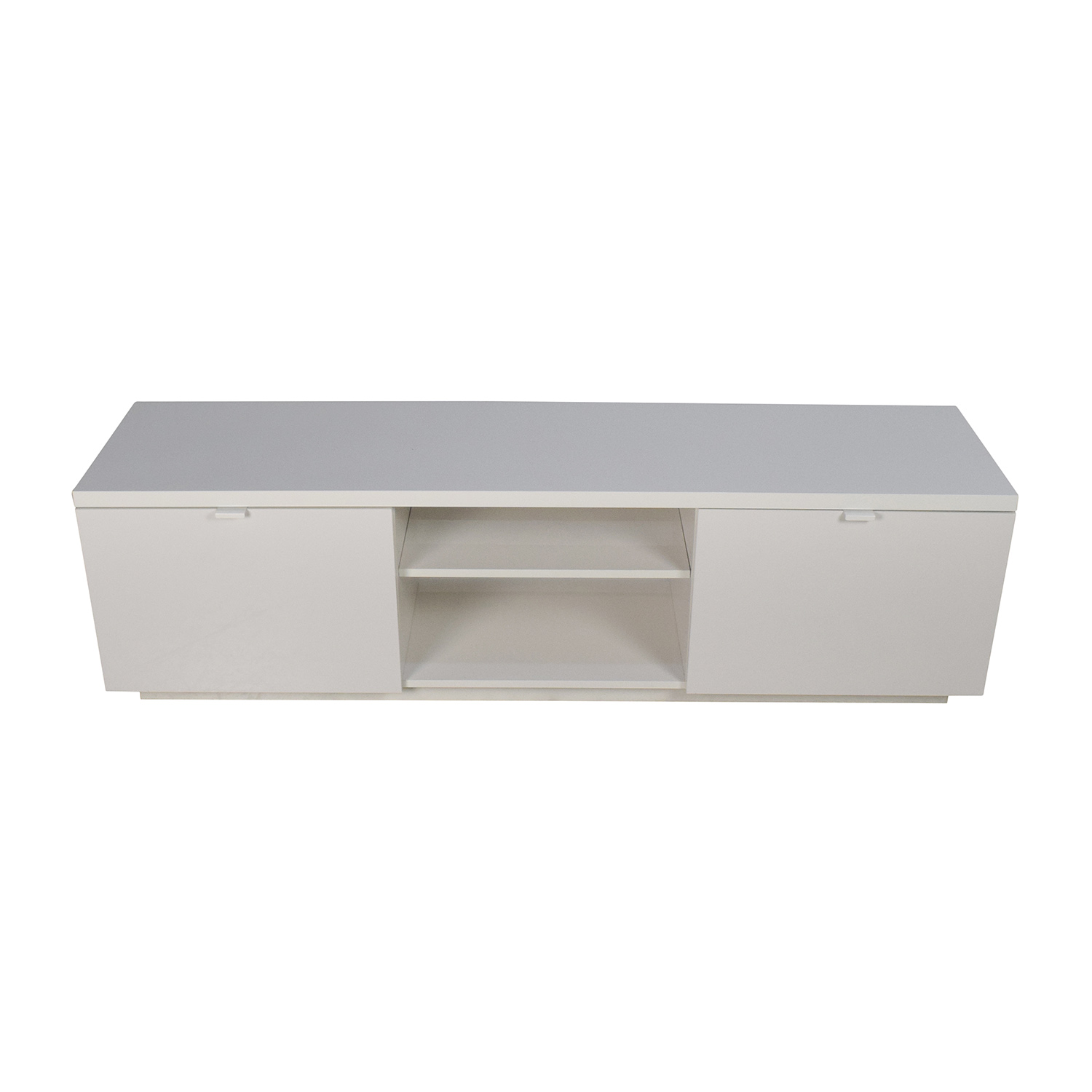 IKEA White TV Media Unit / Storage
