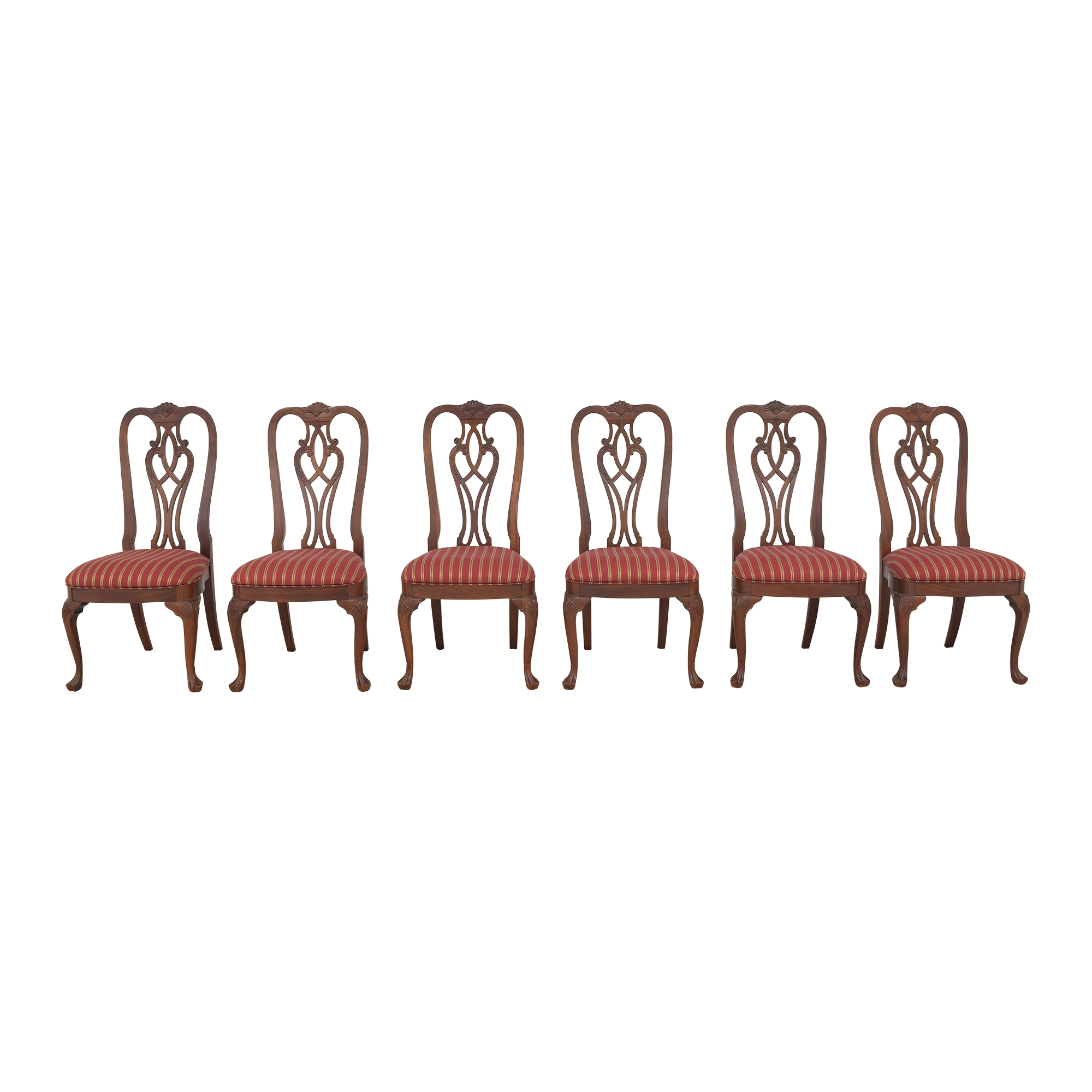 shop Ethan Allen 18th Century Collection Dining Chairs Ethan Allen Dining Chairs
