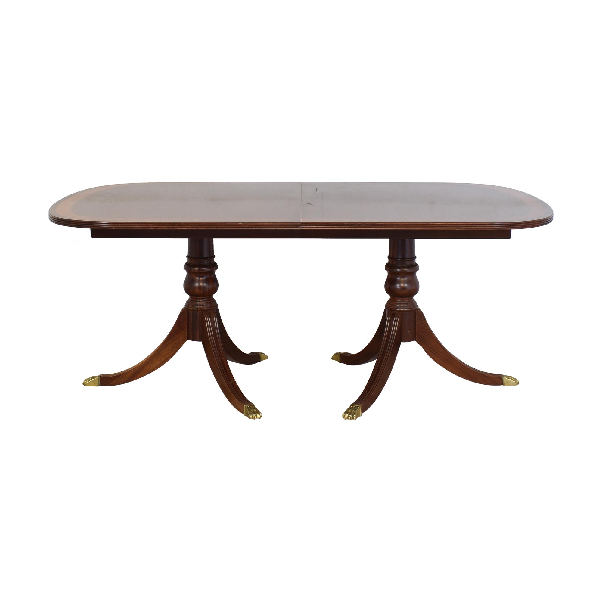 Ethan Allen Ethan Allen Extendable Dining Table Tables