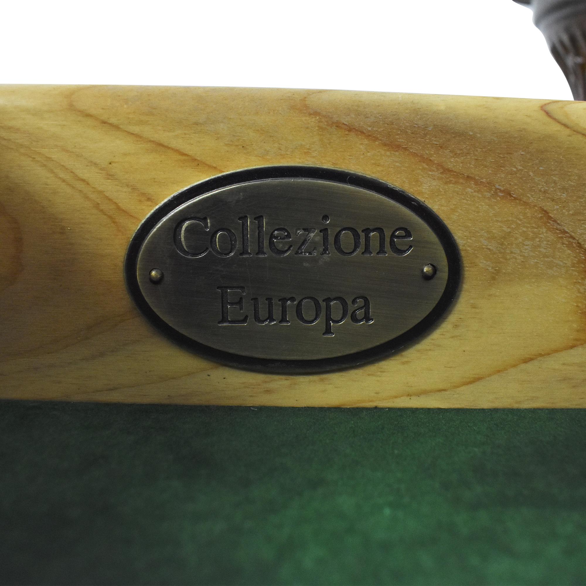 buy Collezione Europa Collezione Europa Dresser with Oval Mirror online