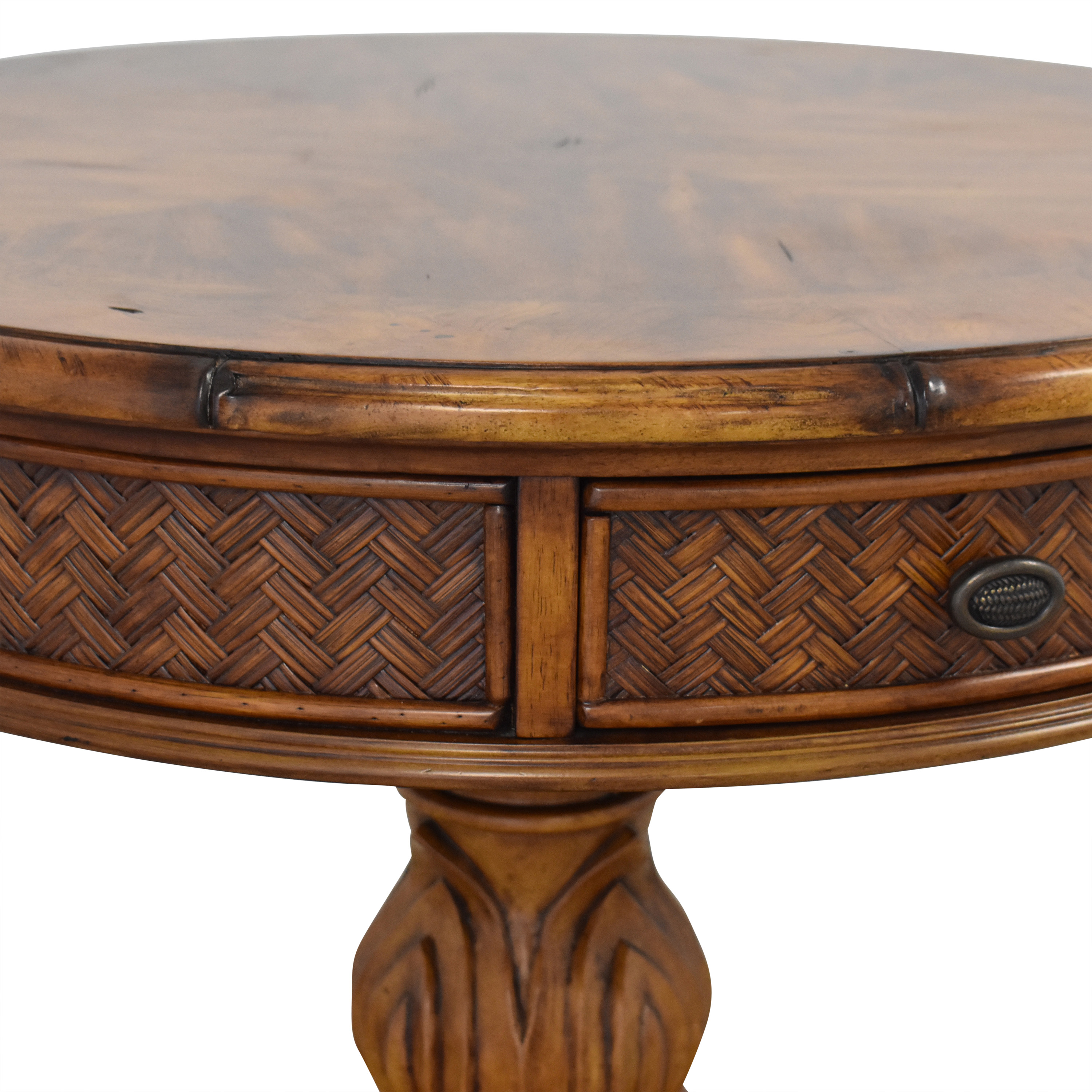 Schnadig Schnadig Round Foyer Table Accent Tables
