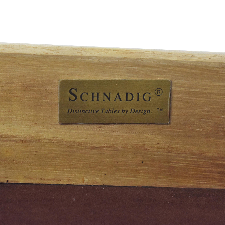 Schnadig Schnadig Round Foyer Table dimensions